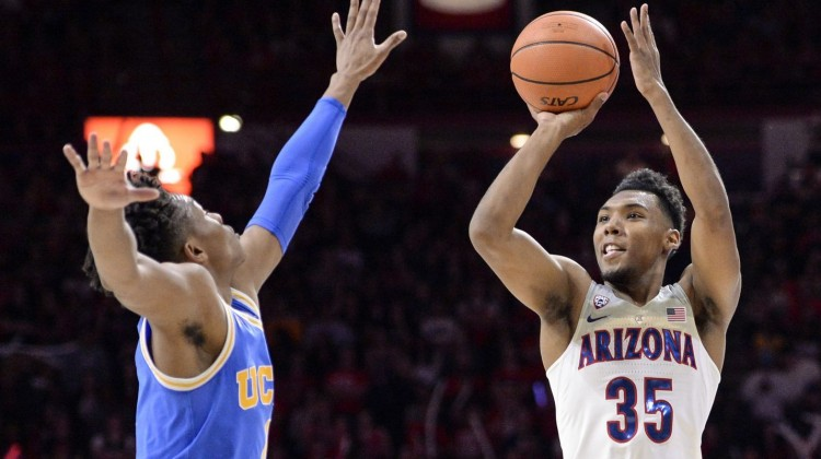 Arizona's Allonzo Trier ruled ineligible before Wildcats' win