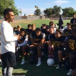 """Valle Luna """"Making a Difference"""" Christian Kirk"""