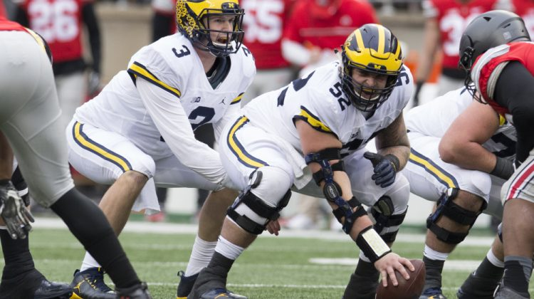Arizona Cardinals get a sleeper in Mason Cole of Michigan Football