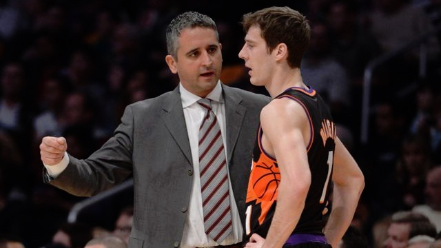 Jazz Assistant Coach Igor Kokoskov Hired as New Suns Head Coach