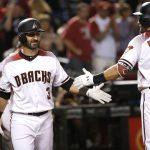 Diamondbacks split two-game set with Dodgers